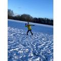 snow ball fight!!!