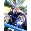 exploring the playground