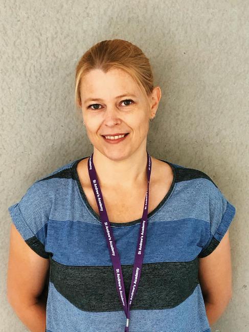 Brigitte - Teaching Assistant