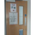 ASC Department Entrance