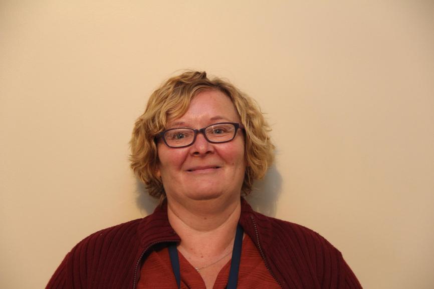 Louise- Headteacher's PA