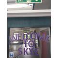 Skye Classroom Door