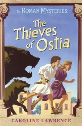 The Thieves of Ostia by Caroline Lawrence (AR 5.2)