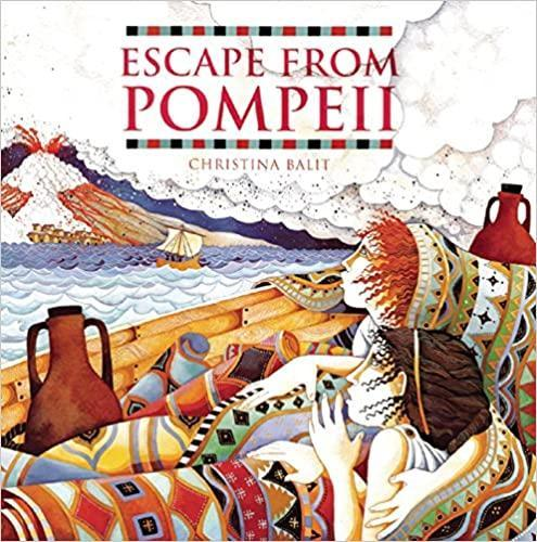 Escape from Pompeii by Christina Balit (AR 4.9)
