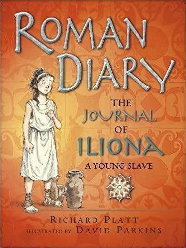 The Journal of Iliona by Richard Platt (AR 6.1)
