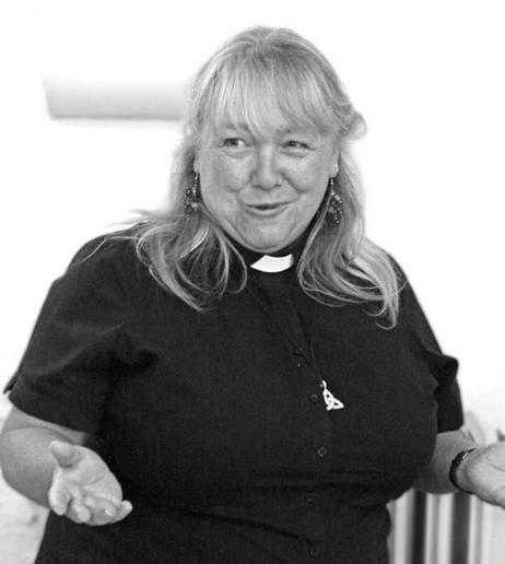 Rev'd Sharon Eldergill