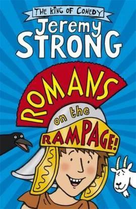 Romans on the Rampage by Jeremy Strong (AR 4.3)