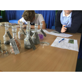 We investigated the samples left by the Alchemist.