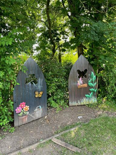 Our fairy doors