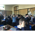 Learning about rhythm using our bodies