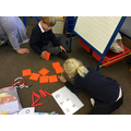 Year 2 comparing 3 digit numbers.