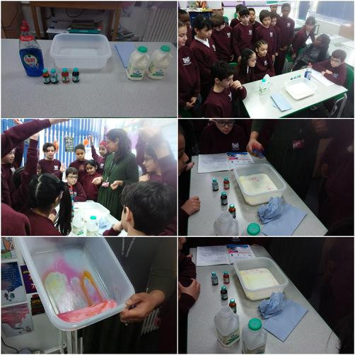 Investigating what happens when you attempt to mix liquids with different densities