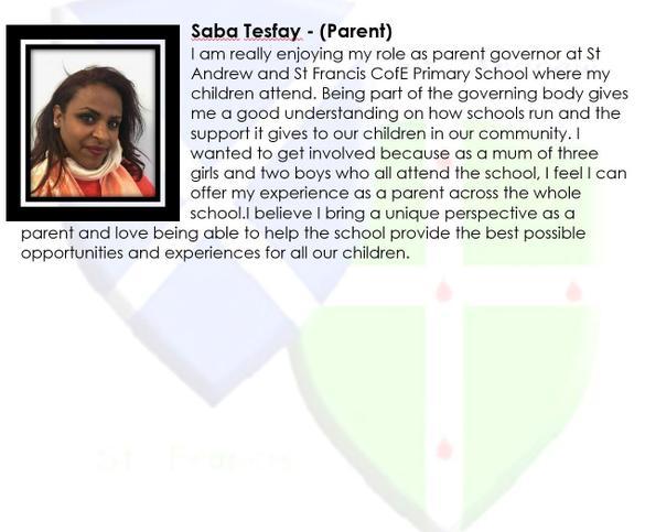 Saba Tesfay - (Parent)