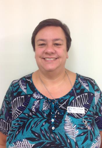 Mrs Peak (Pastoral Support Officer)