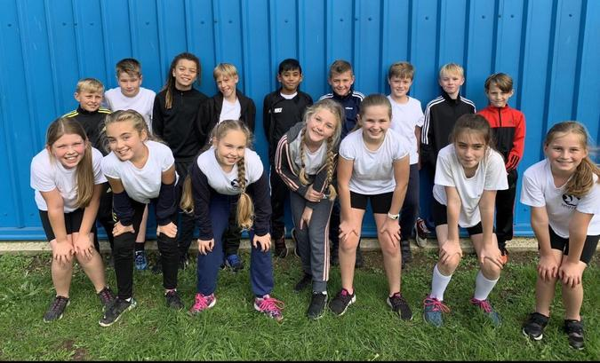 Year 5/6 Cross Country 'Oct 19'