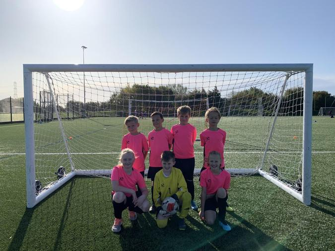 Year 3/4 Mixed Football Tournament 'Oct 19'