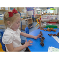 Maths with pine cones