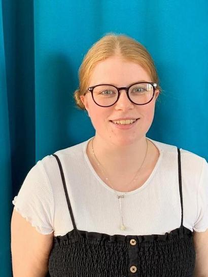 Miss Terrill, Teaching Assistant
