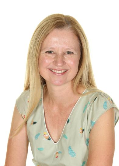 Mrs Palmer, 1P Teacher