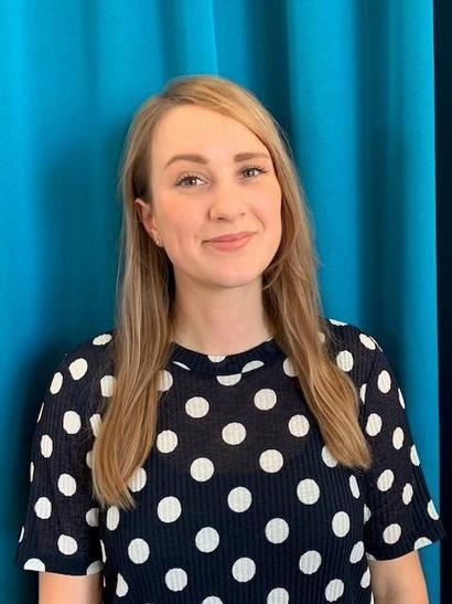 Miss Ashworth, Year 6A Teacher