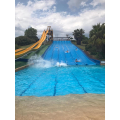 Children enjoying the fantastic water slides