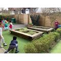 Year 1 Children- Easter Egg Hunt
