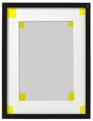 Right Angles in a Photo Frame