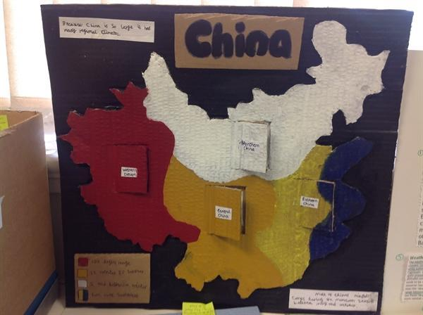 Shayne's homework on China