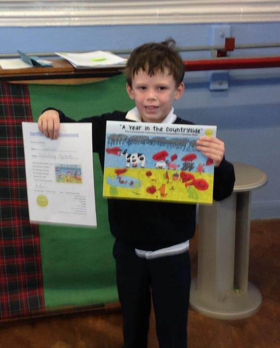 Our competition winner!