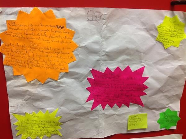 Kaceymae's homework on Polar and Tropical climates