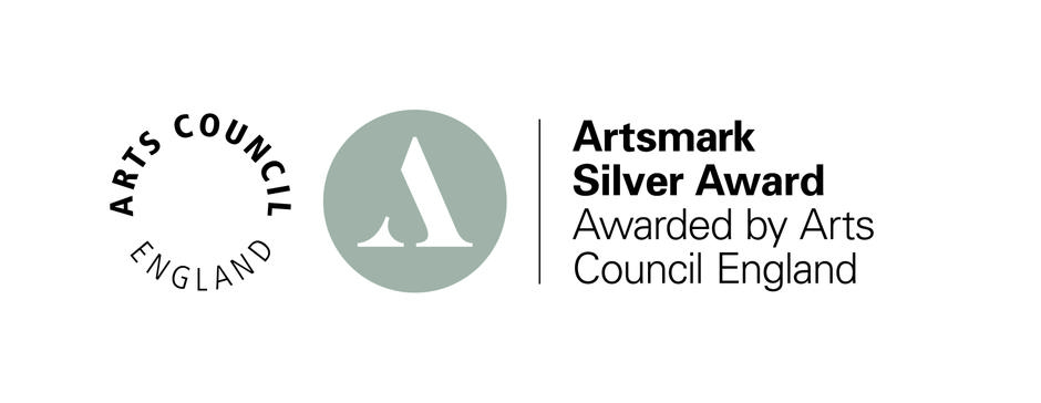 Stanley Grove is very proud of our Artsmark Award!