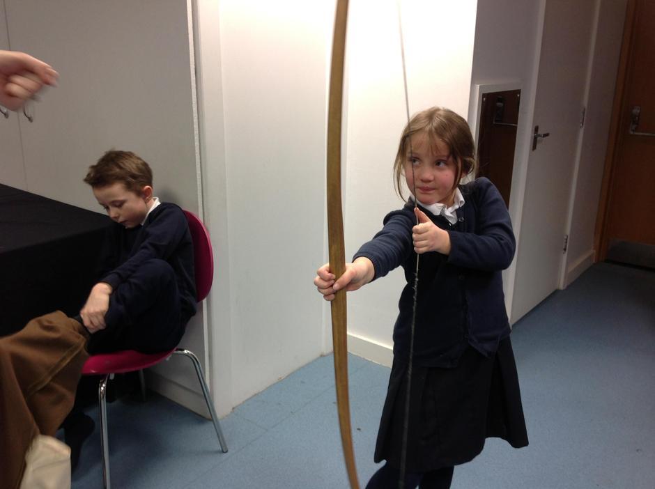Class 3 at Leeds Royal Armouries