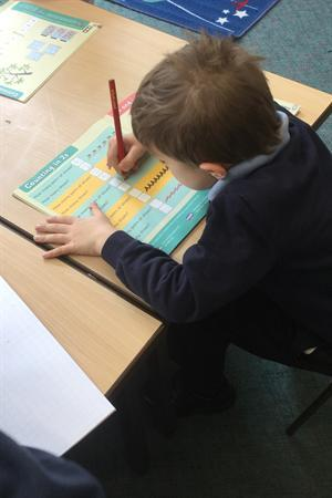 Year One Independent working