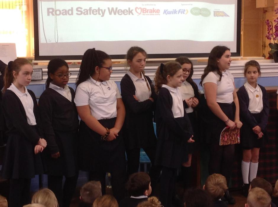 Our reading leaders
