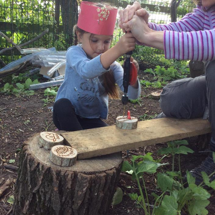 Making resources for EarlyYears.