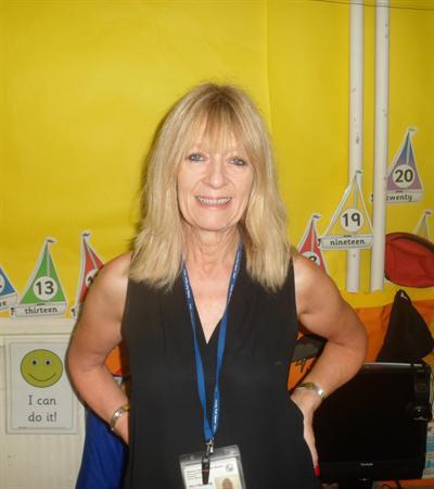 Mrs Hemming- Reception Team