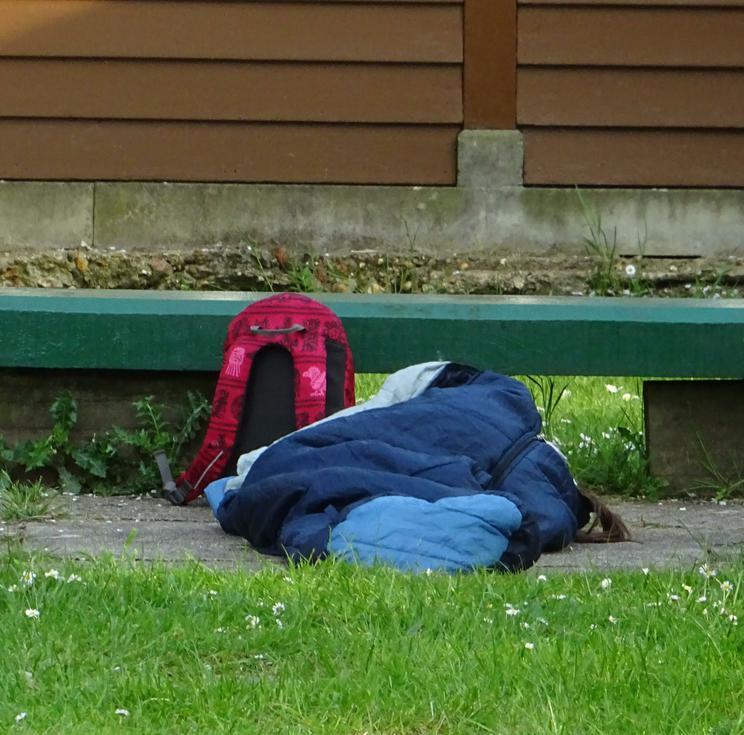 Empathy homeless experience
