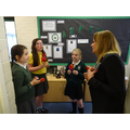 Canvassing for support in the KS2 election