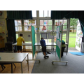 Voting is brisk in the KS2 election
