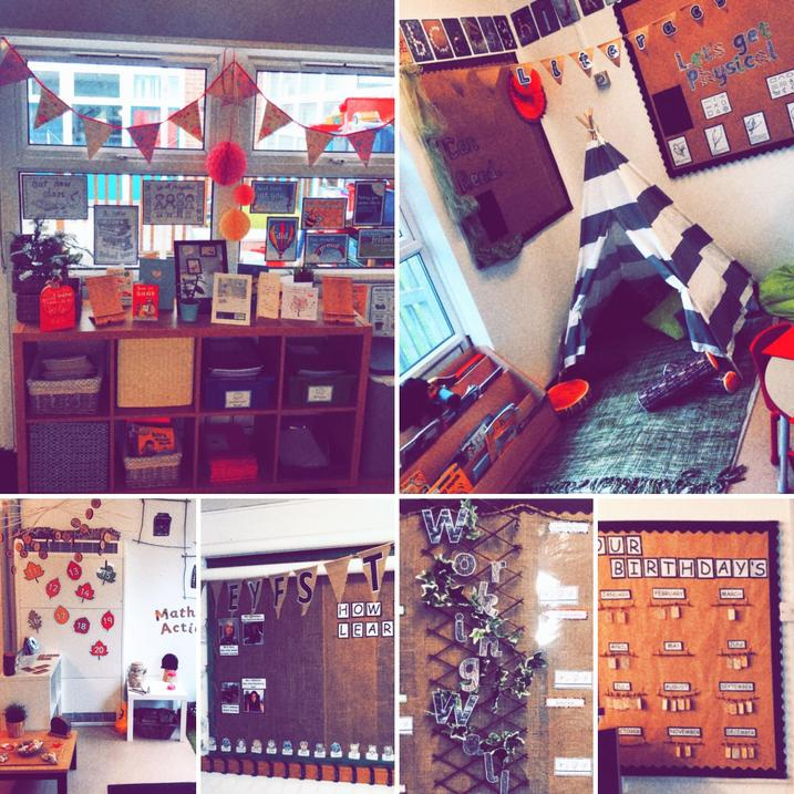 Come and have a look around our classroom...
