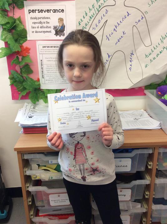Celebration Award