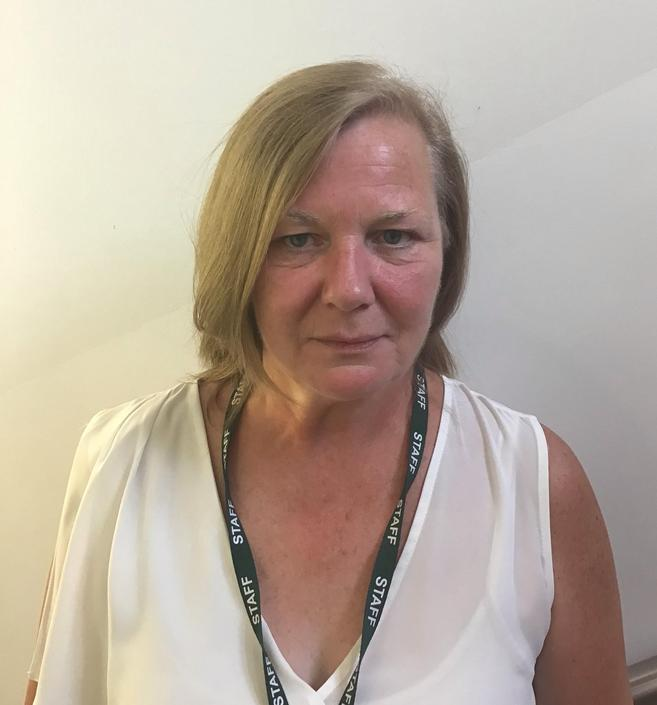 Mrs Malone - Teaching Assistant