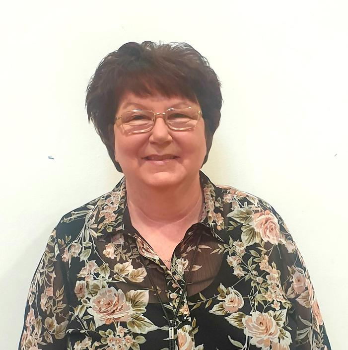 Mrs Wallace - Senior Clerical Assistant