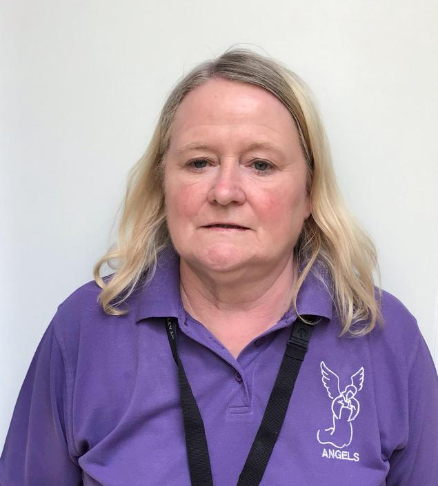 Mrs Hill - Manager, Saints & Angels