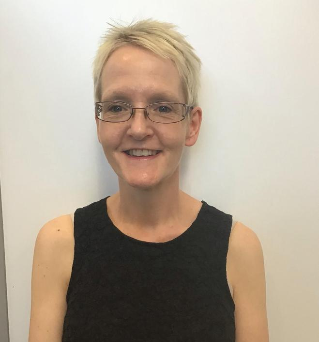 Mrs Heappey - Teaching Assistant