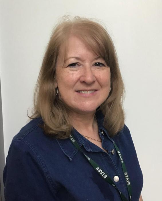 Mrs Ratherham - Teaching Assistant
