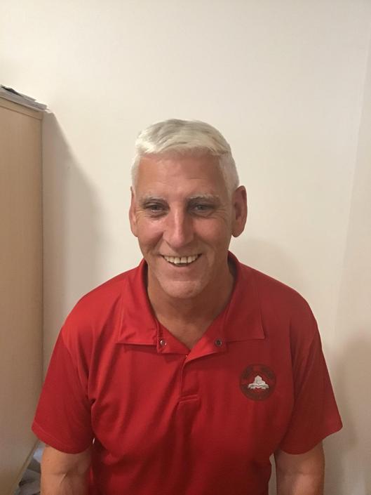 Mr Slattery - Site Manager