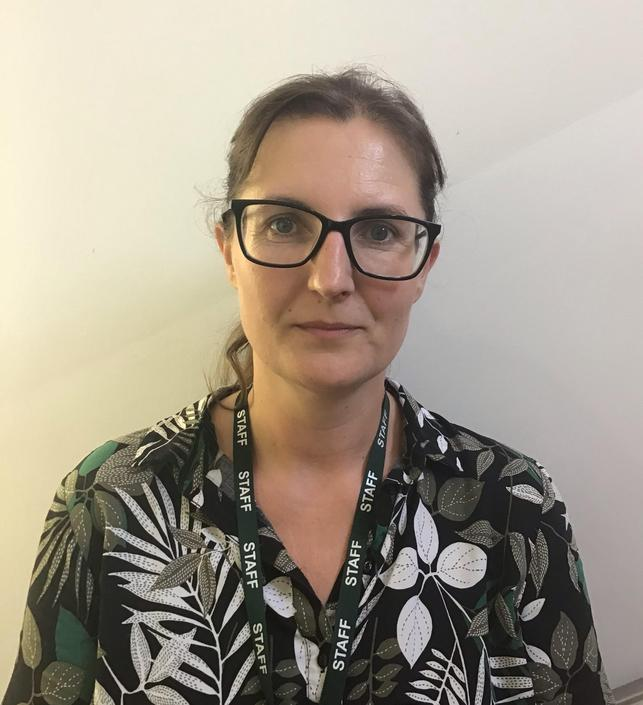 Mrs Farrelly - Teaching Assistant