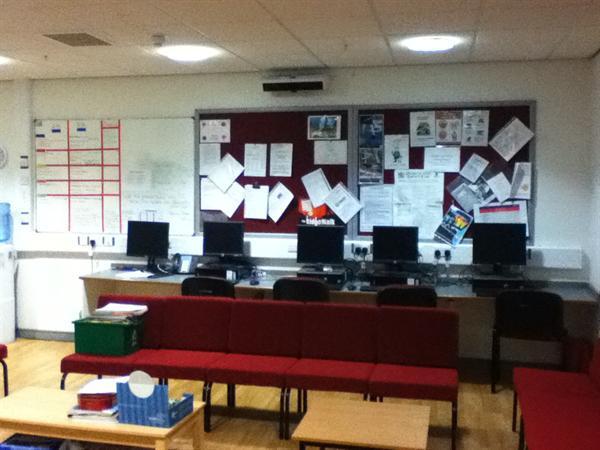 Staff Room