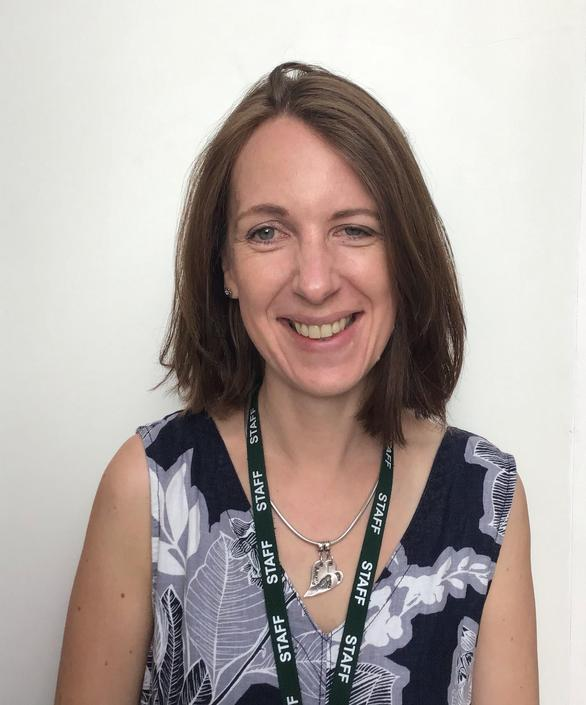 Mrs Blanchflower - SENCO/ Inclusion Manager